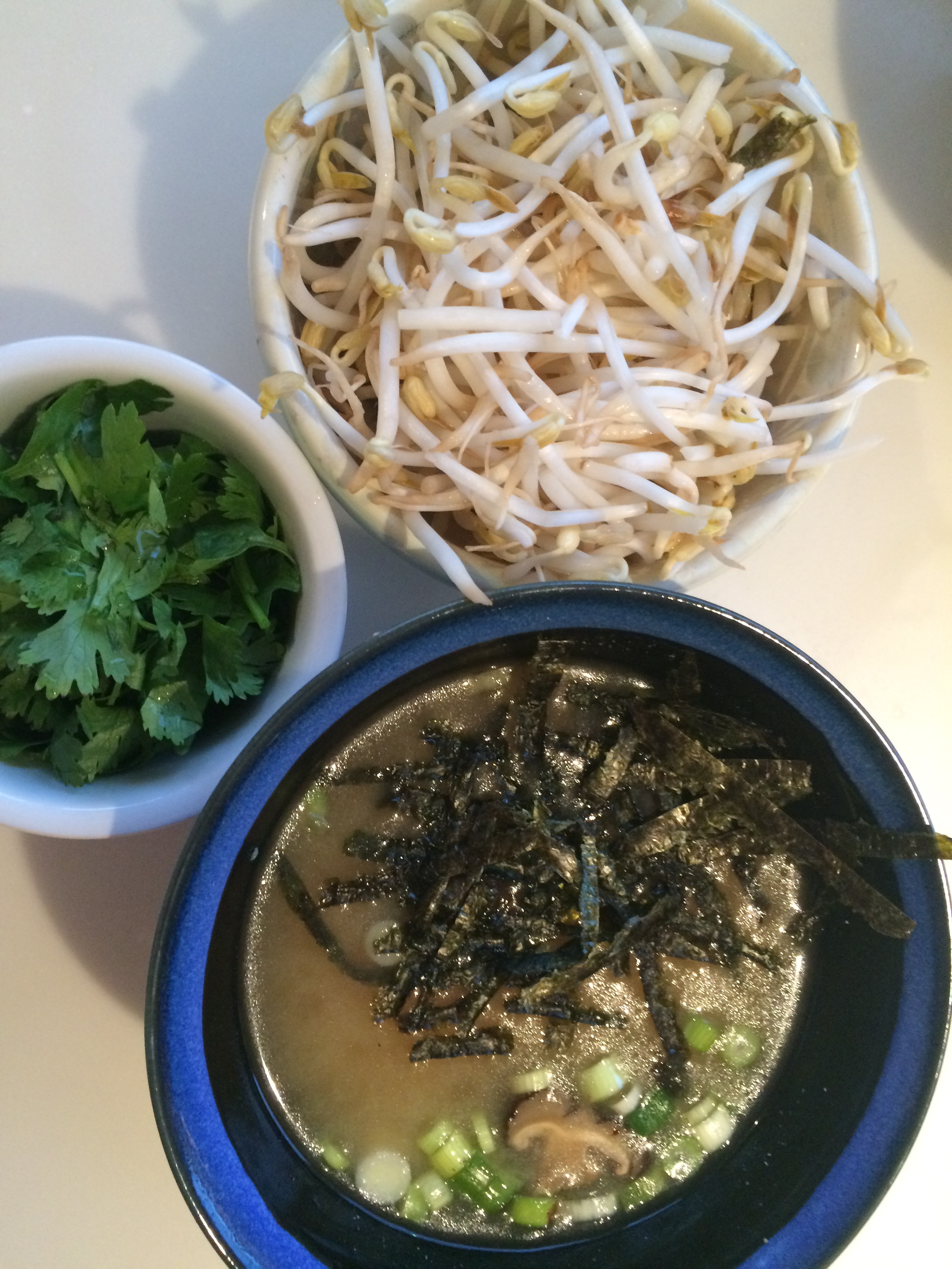 Miso Noodle Soup Quick Easy Dinner